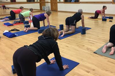 schedule  marla yoga